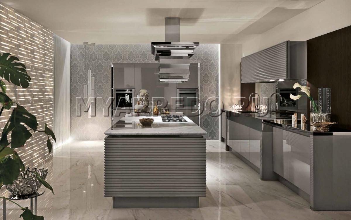 Cucina ASTER CUCINE Glam-10. Luxury Glam. Acquistare a Kazan