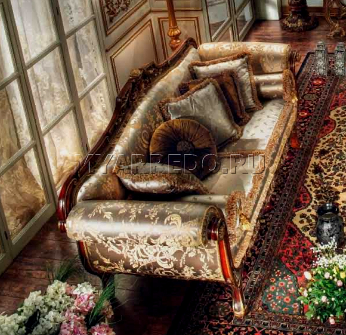 Диван ASNAGHI INTERIORS Gold2 GD8302
