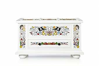 Скамья MOOOI COLLECTION Altdeutsche Chest