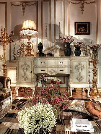 Комод ASNAGHI INTERIORS Gold collection PC1562